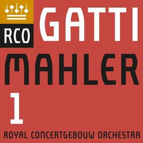 Gatti: Mahler - Symphony no.1 (24/192 FLAC)