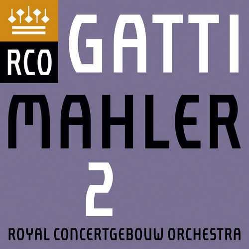 Gatti: Mahler - Symphony no.2 (24/96 FLAC)
