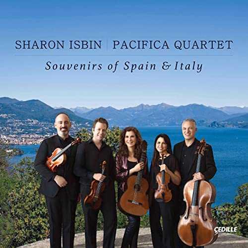 Sharon Isbin, Pacifica Quartet: Souvenirs of Spain & Italy (24/96 FLAC)
