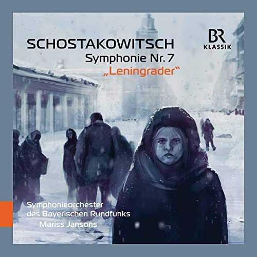 Jansons: Shostakovich - Symphony no.7 (24/48 FLAC)