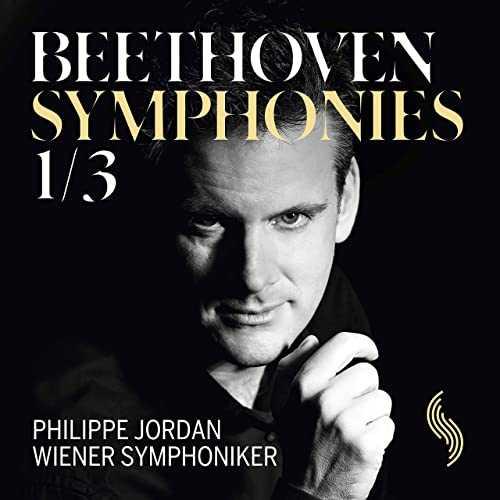 Jordan: Beethoven - Symphonies no.1 & 3 (24/96 FLAC)