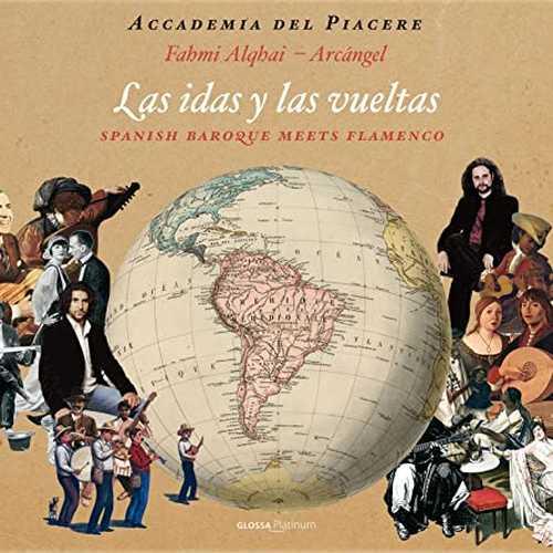 Alqhai: Las idas y las vueltas - Spanish Baroque meets flamenco (24/48 FLAC)