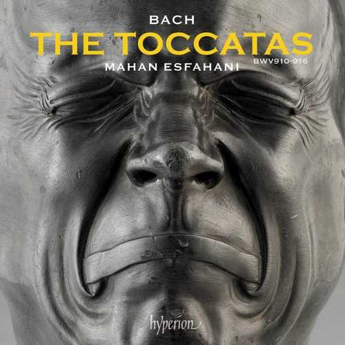 Esfahani: Bach - The Toccatas (24/96 FLAC)
