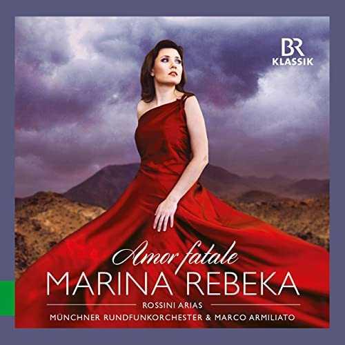 Marina Rebeka - Amor Fatale (24/48 FLAC)