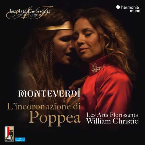 Christie: Monteverdi - L'incoronazione di Poppea (24/96 FLAC)