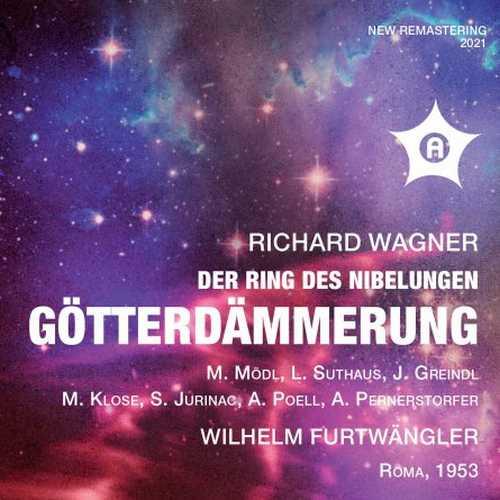 Furtwängler: Wagner- Götterdämmerung WWV86D. Remastered 2021 (24/44 FLAC)