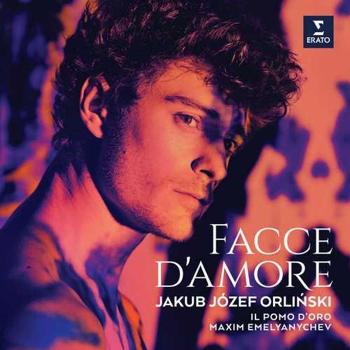Jakub Józef Orliński - Facce d'amore (24/192 FLAC)