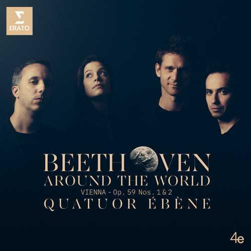 Quatuor Ébène: Beethoven Around the World - Vienna (24/96 FLAC)
