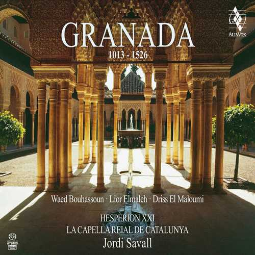 Jordi Savall - Granada 1013-1526 (24/88 FLAC)