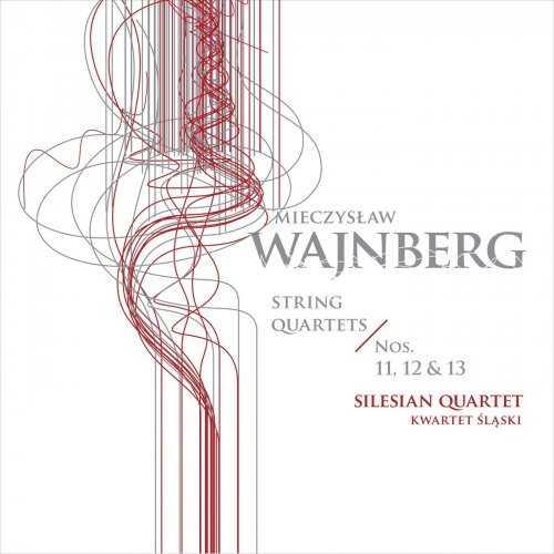 Silesian Quartet: Weinberg - String Quartets no.11-13 (24/96 FLAC)