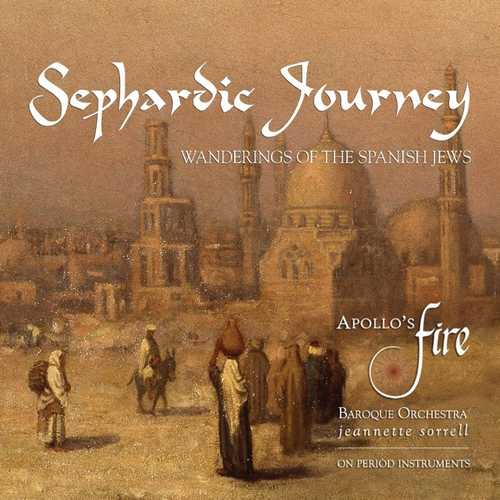 Sorrell: Sephardic Journey. Wanderings Of The Spanish Jews (24/96 FLAC)