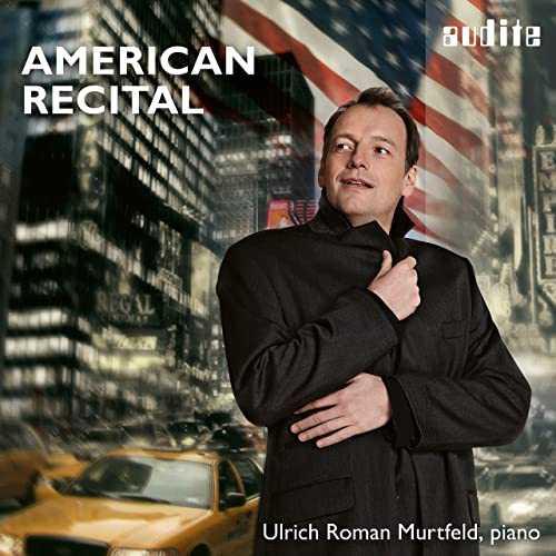 Ulrich Roman Murtfeld - American Recital (24/44 FLAC)