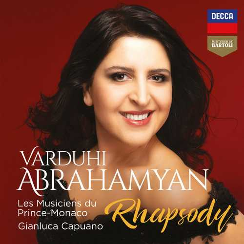 Varduhi Abrahamyan - Rhapsody (24/96 FLAC)