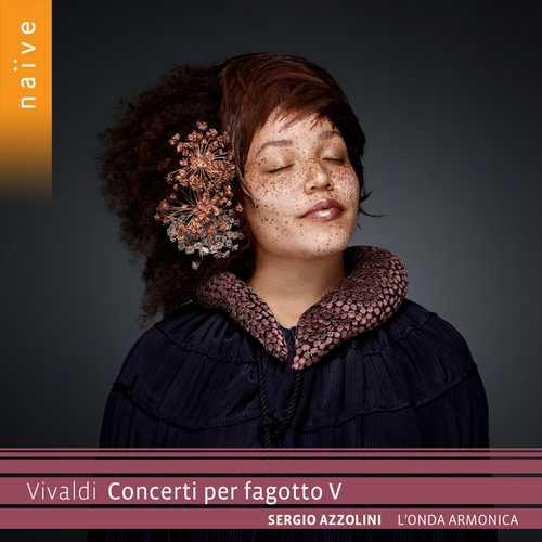 Azzolini: Vivaldi - Concerti per Fagotto V (24/88 FLAC)