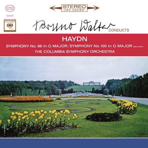 Walter: Haydn - Symphonies no.88 & 100 (24/96 FLAC)