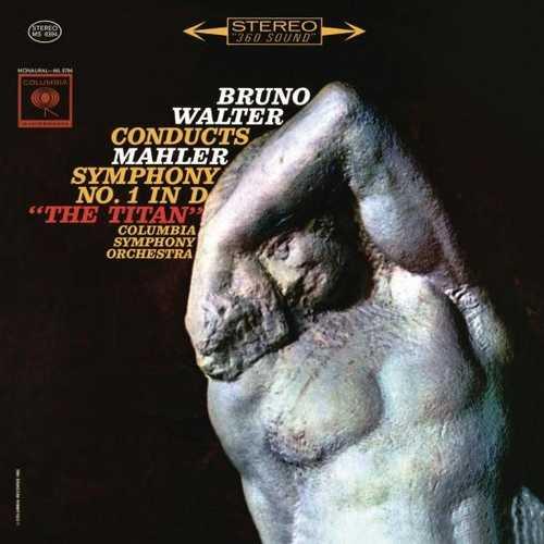 Walter: Mahler - Symphony no.1. Remastered (24/192 FLAC)