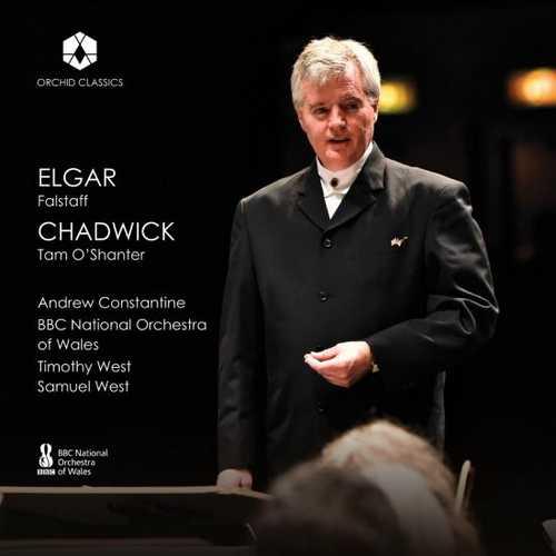 Constantine: Elgar - Falstaff, Chadwick - Tam O'Shanter (24/96 FLAC)