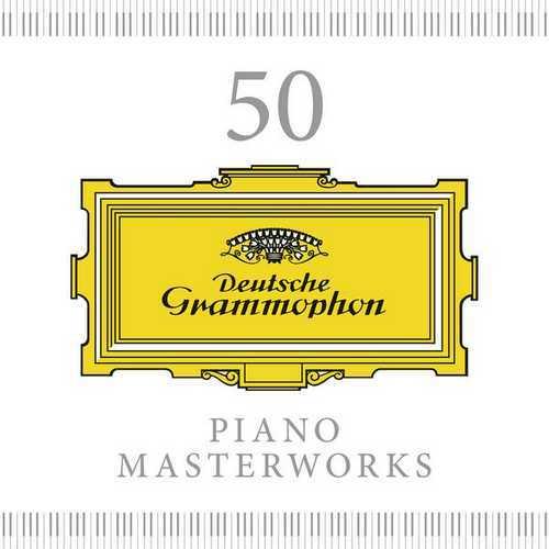 50 Piano Masterworks (FLAC)