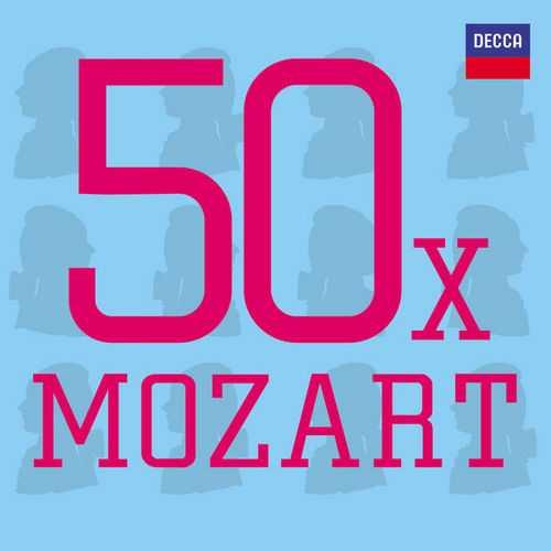 50 x Mozart (FLAC)