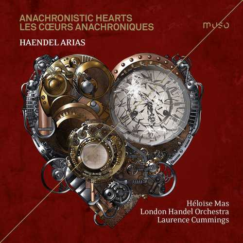 Anachronistic Hearts: Haendel - Arias (24/96 FLAC)