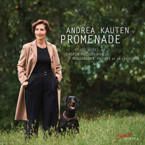 Andrea Kauten - Promenade (24/44 FLAC)
