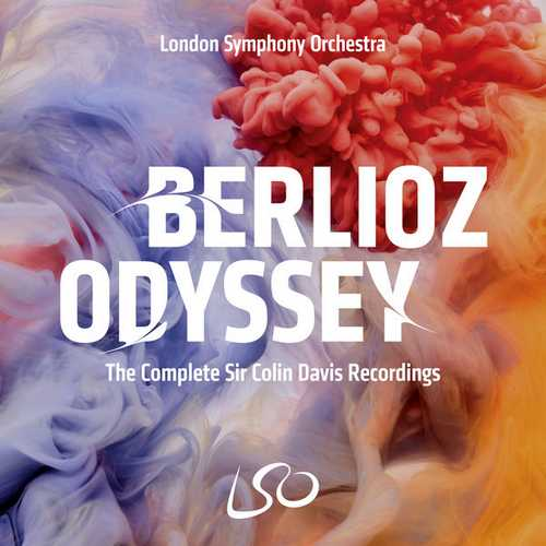 Berlioz - Odyssey. The Complete Sir Colin Davis Recordings (FLAC)