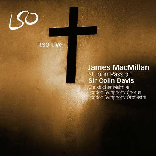 Davis: MacMillan - St. John Passion (FLAC)