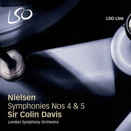 Davis: Nielsen - Symphonies no.4 & 5 (24/96 FLAC)