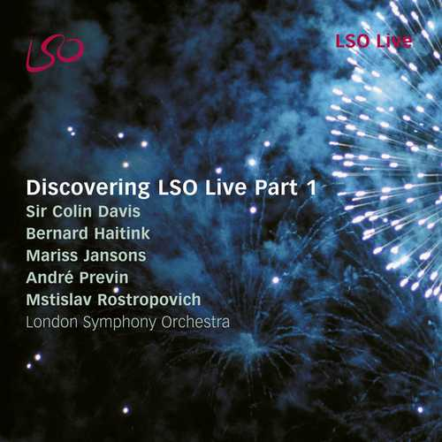 Discovering LSO Live Part 1 (FLAC)