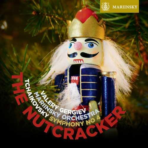 Gergiev: Tchaikovsky - The Nutcracker, Symphony no.4 (24/96 FLAC)
