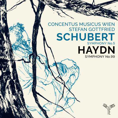 Gottfried: Schubert - Symphony no.5, Haydn - Symphony no.99 (24/96 FLAC)