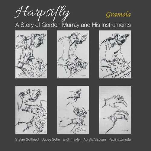 Harpsifly: A Story of Gordon Murray and His Instruments (24/96 FLAC)