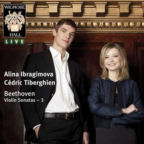 Ibragimova: Beethoven - Violin Sonatas vol.3 (FLAC)