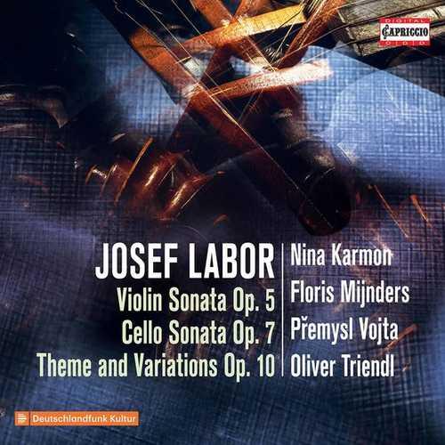 Labor - Violin Sonata op.5, Cello Sonata op.7, Theme and Variations op.10 (FLAC)