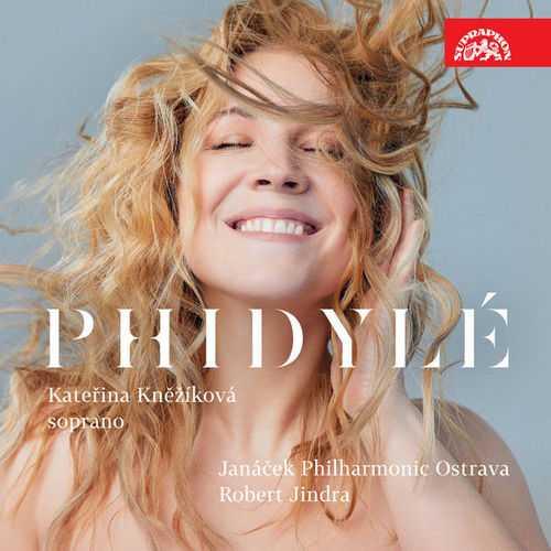 Katerina Kneziková - Phidylé (24/96 FLAC)