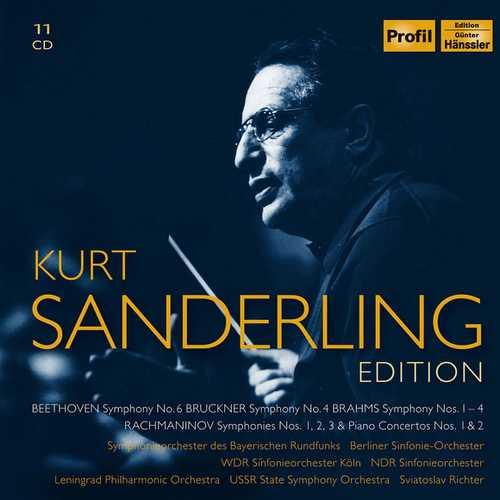 Kurt Sanderling Edition (FLAC)
