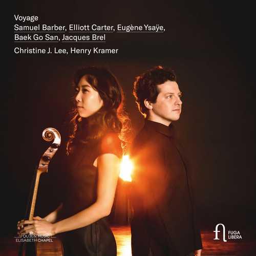 Christine J. Lee, Henry Kramer: Voyage (24/96 FLAC)