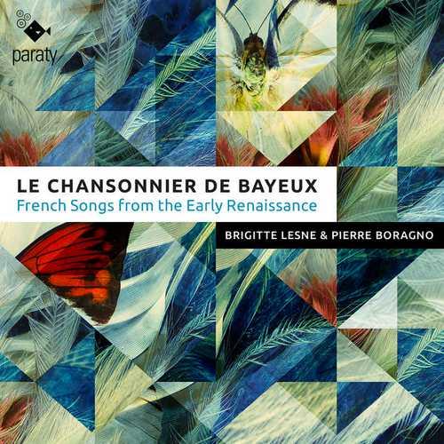 Lesne, Boragno: Le Chansonnier de Bayeux (24/88 FLAC)