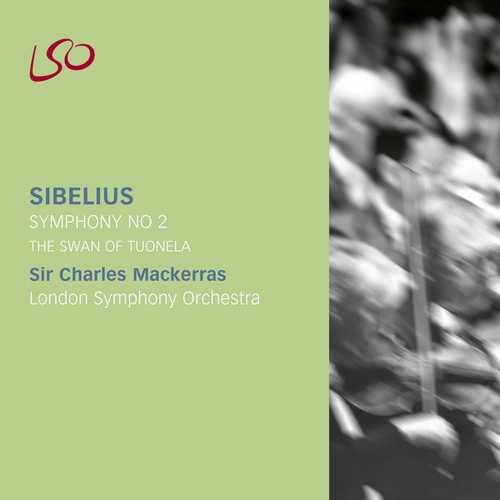 Mackerras: Sibelius - Symphony no.2, The Swan of Tuonela (FLAC)