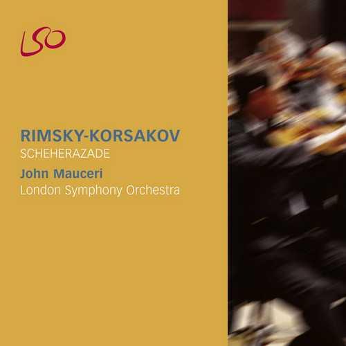 Mauceri: Rimsky-Korsakov - Scheherazade (FLAC)