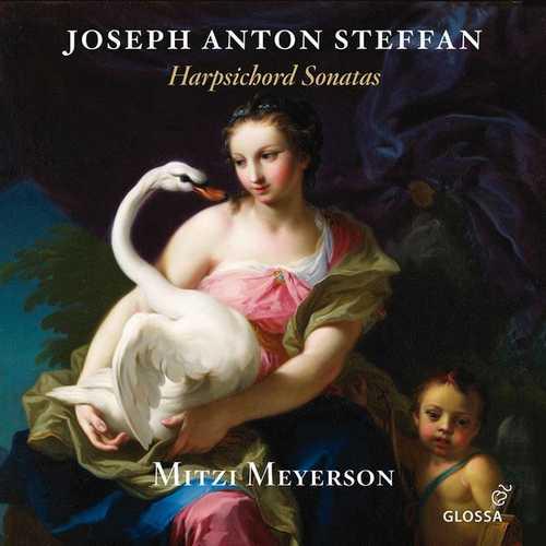 Mitzi Meyerson: Steffan - Harpsichord Sonatas (24/48 FLAC)