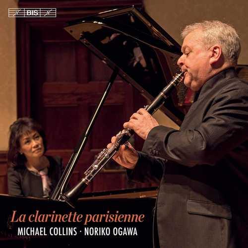 Michael Collins, Noriko Ogawa - La Clarinette Parisienne (24/96 FLAC)