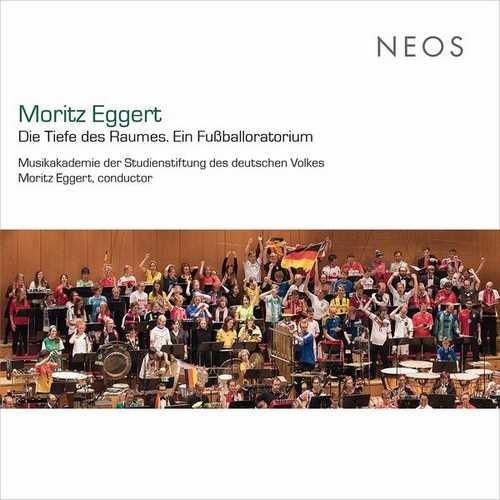 Moritz Eggert: Die Tiefe des Raumes (24/44 FLAC)