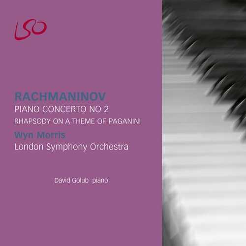 Morris: Rachmaninov - Piano Concerto no.2, Rhapsody on a Theme of Paganini (FLAC)