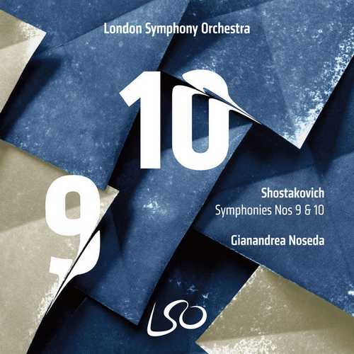 Noseda: Shostakovich - Symphonies no.9 & 10 (24/96 FLAC)