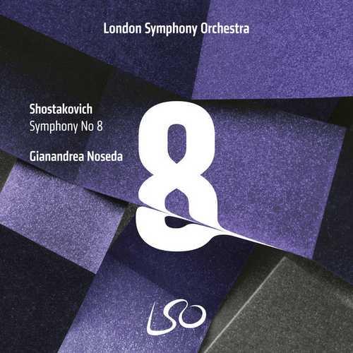 Noseda: Shostakovich - Symphony no.8 (24/96 FLAC)