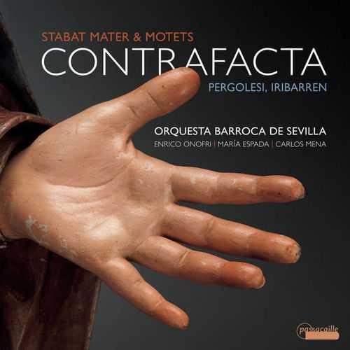 Contrafacta. Battista - Stabat Mater, Iribarren - Motets (24/88 FLAC)