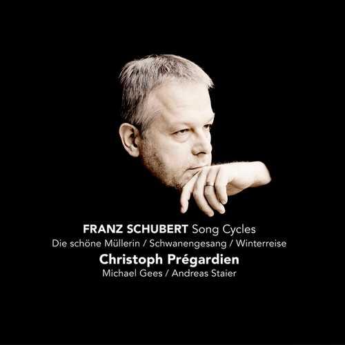 Christoph Prégardien: Franz Schubert - Song Cycles (24/96 FLAC)