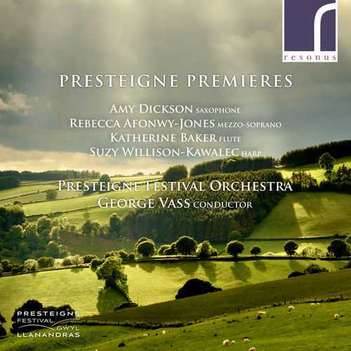 Presteigne Premieres: New Music for String Orchestra (24/96 FLAC)