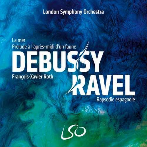 Roth: Debussy - La Mer, Prélude à l'après-midi d'un Faune, Ravel - Rapsodie Espagnole (24/96 FLAC)